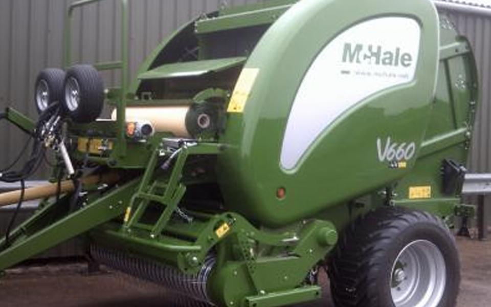 McHale-V660