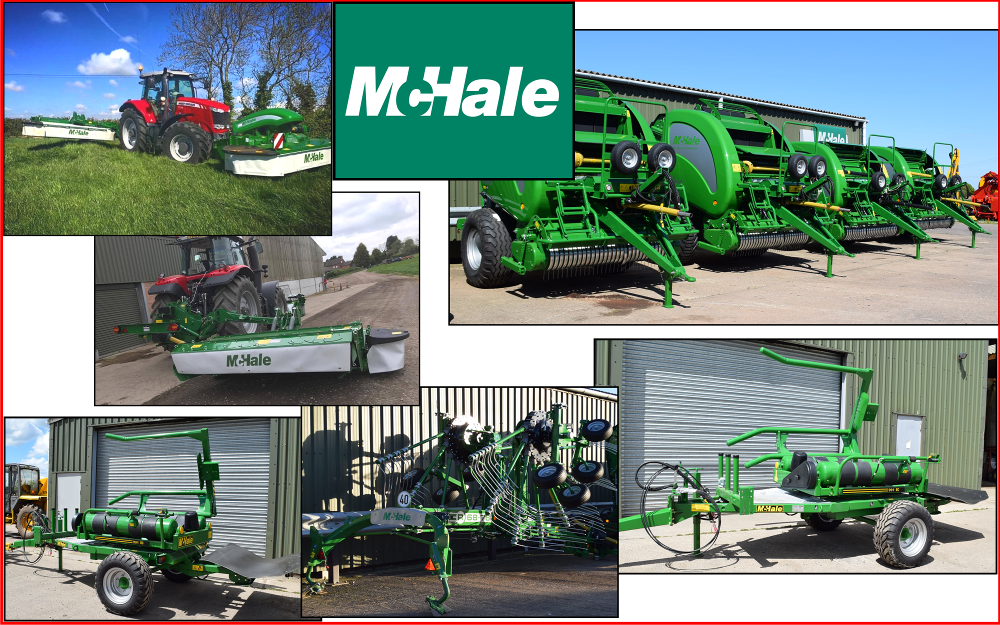 Mchale products
